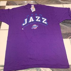 Vintage NBA Utah Jazz t-shirt
